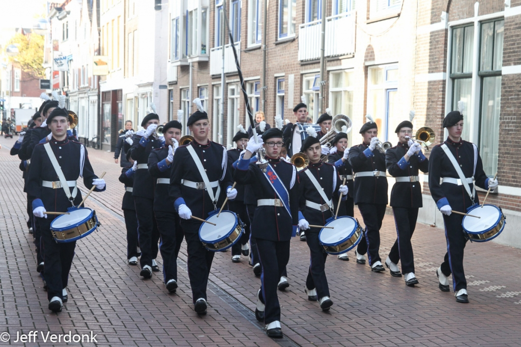 2016 - Jong K&G in Leiden