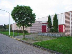 Clubgebouw K&G Leiden