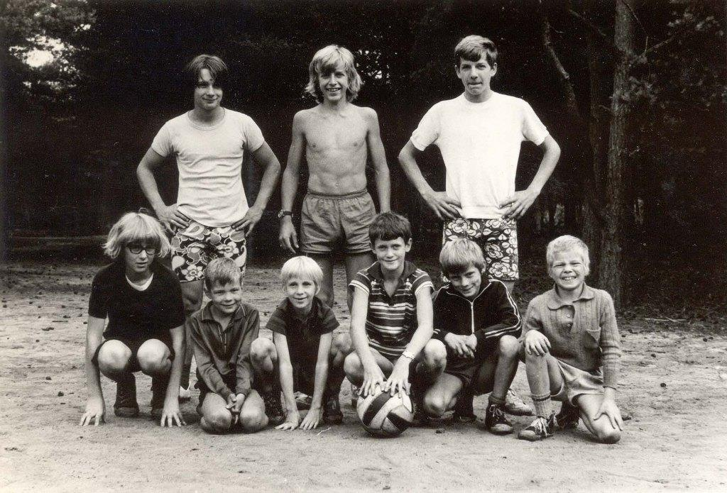 1972 - Kampers in Heerde
