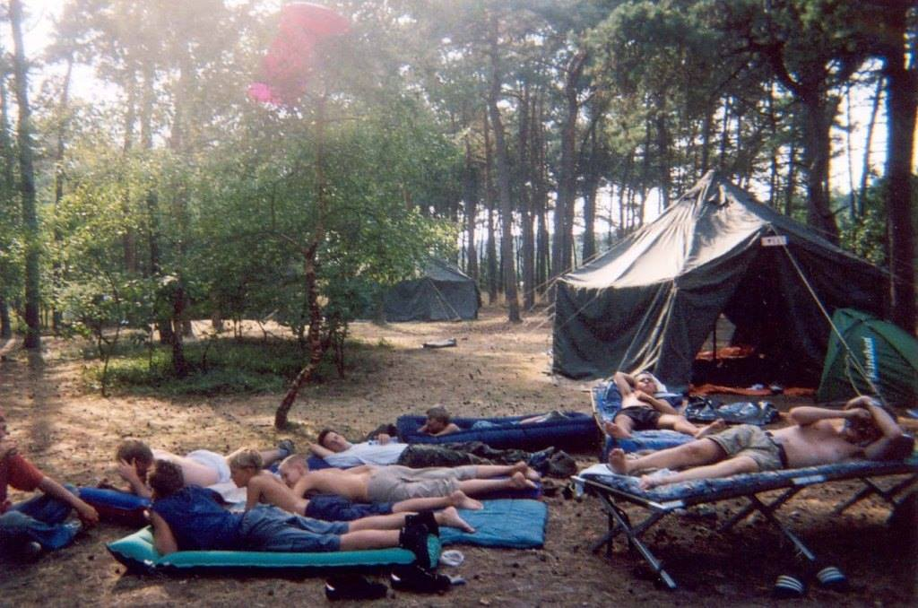 2003 - Kampers in Nunspeet