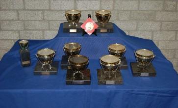 Paukjes gewonnen tijdens diverse WMC's