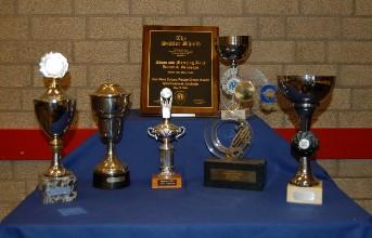 Diverse prijzen waaronder het Sudler Shield (2006)