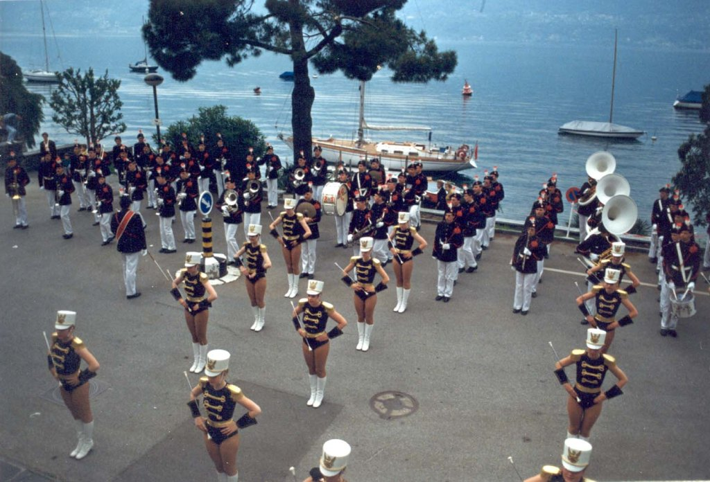 K&G in de Zwitserse plaats Locarno