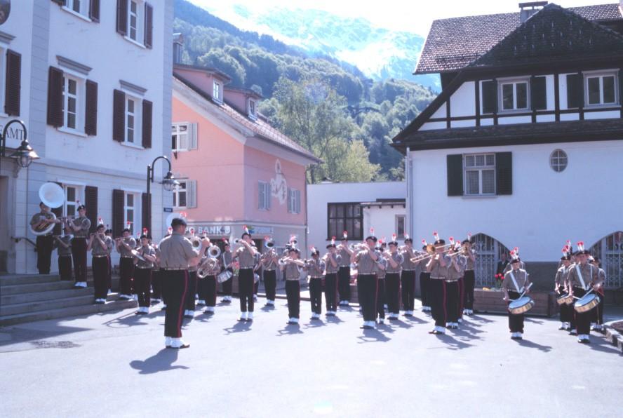 Jong K&G in Oostenrijk